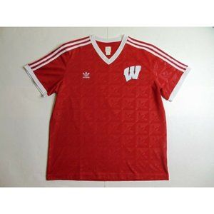 Adidas Originals Men 2XL Wisconsin Badgers Jersey